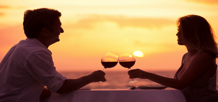 romantic getaway for two